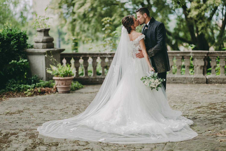 Matrimonio Villa Cavenago - Manuel & Nataliya