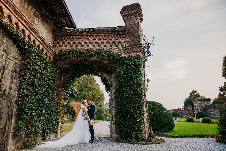 Matrimonio Castello di Marne - Fabio & Esther