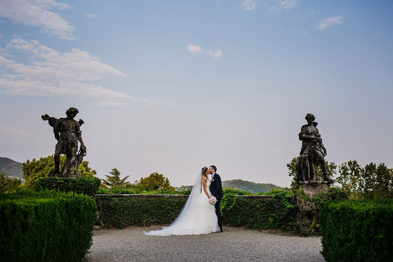 Matrimonio a Villa Orsini Colonna - Christian e Laura