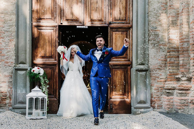 Matrimonio Castello Silvestri - Mirko & Lisa