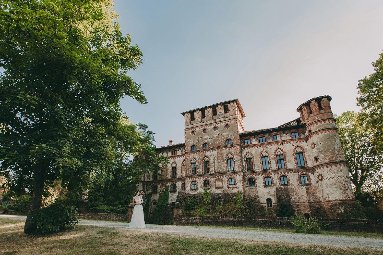 Matrimonio Castello di Piovera - Fabio & Eloisia