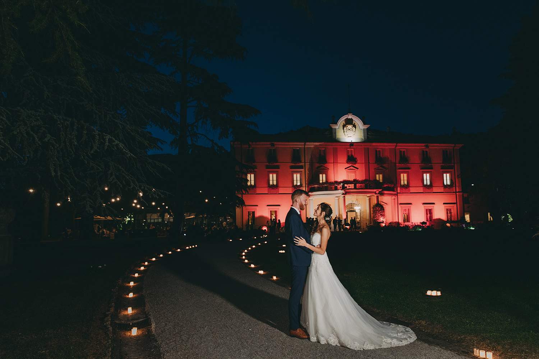 Matrimonio Villa Acquaroli - Alexandre & Laura
