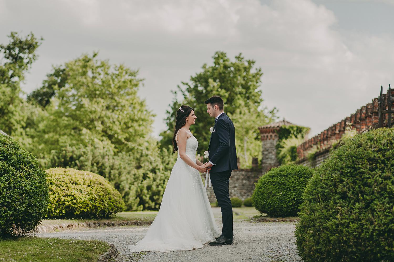 Matrimonio Castello di Marne - Alessandro & Martina