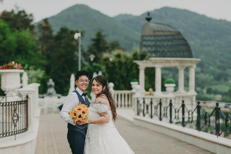Matrimonio Locanda Armonia - Alessandra & Giovanna